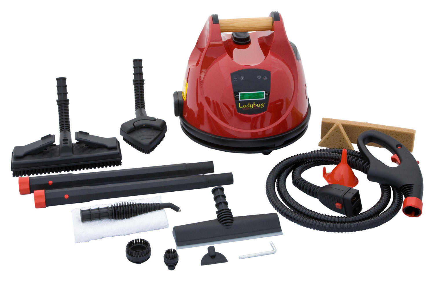 how to build a steam cleaning machine